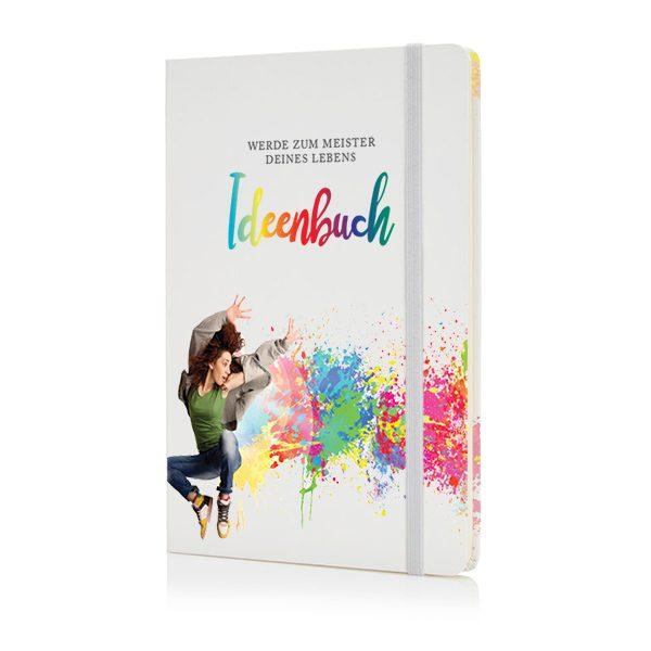 Notizbuch Ideenbuch