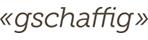 Logo Gschaffig