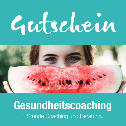 1x Gesundheitscoaching