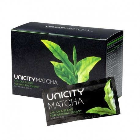 unicity matcha energy