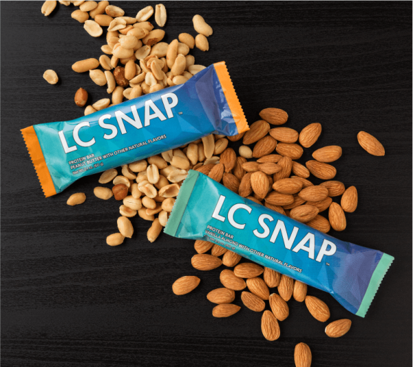 unicity lc snap protein bars